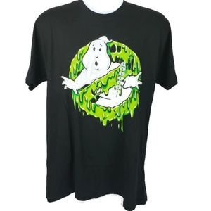 NWT GhostBusters Large Short Sleeve Tee Shirt